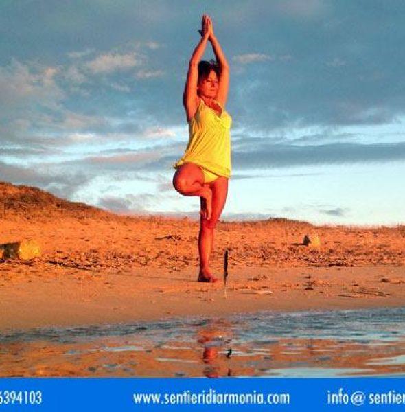 Vacanze Yoga mare